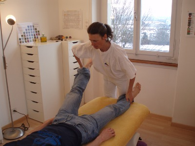 AK Applied Kinesiology Test M.tensor fascile latae